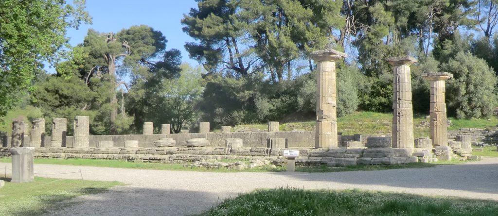 Heraion at Olympia